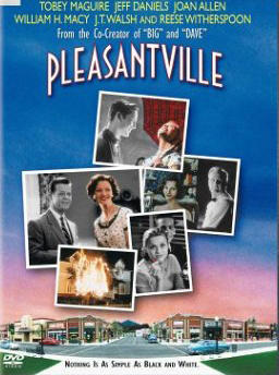 pleasantville essay conclusion The film pleasantville portrays the changes that have occurred in american society over the past 50 years the movie describes changes in sexual relations, violence, and family matters and roles viewers are shown how the racial and sexual equality began.