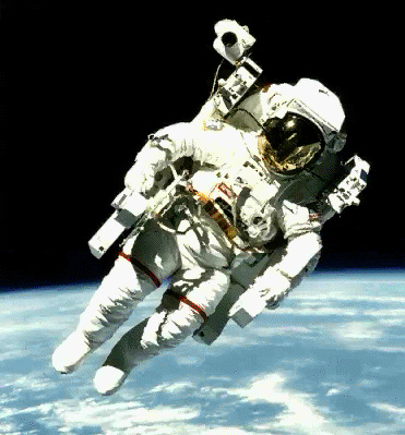 assignment discovery weightlessness in space